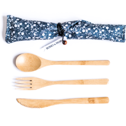 Travel Bamboo Cutlery Sets Canada