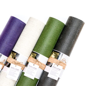 natural,yoga,mat,eco,sustainable,jute,natural rubber Canada