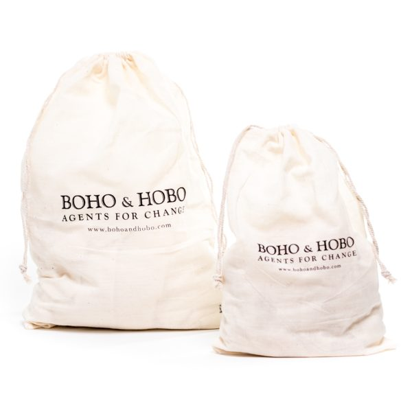 Eco-Friendly Cotton Produce Bulk Food Bags