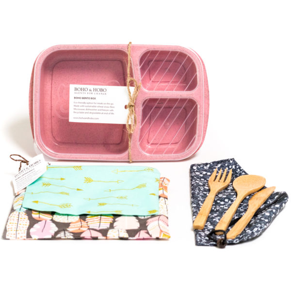 back to school eco lunch kit