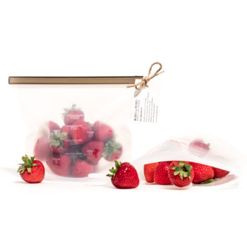 Silicone Freezer Bags