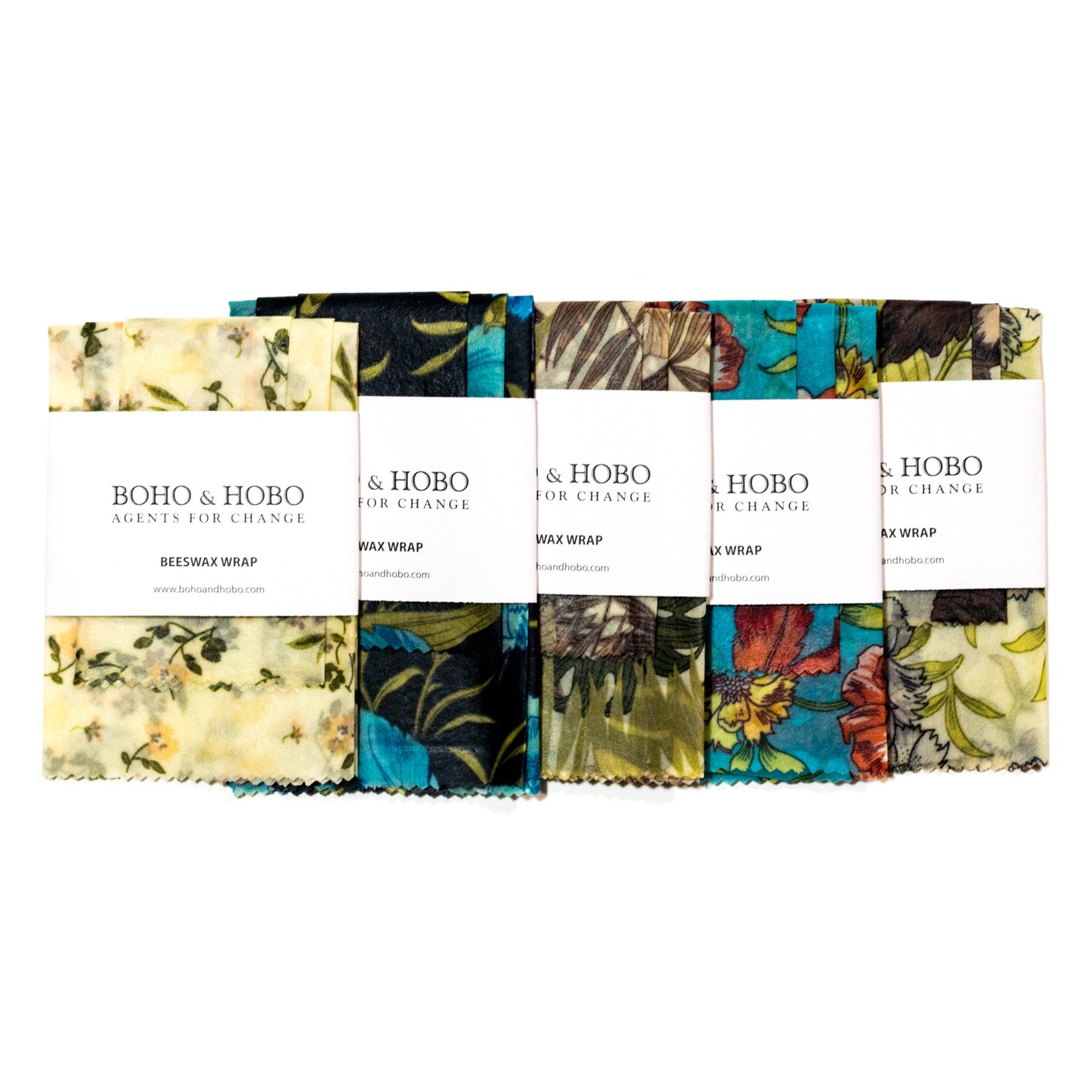 BOHO & HOBO Beeswax Wrap