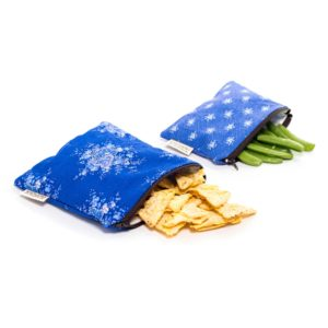 Reusable Sandwich & Snack Bags
