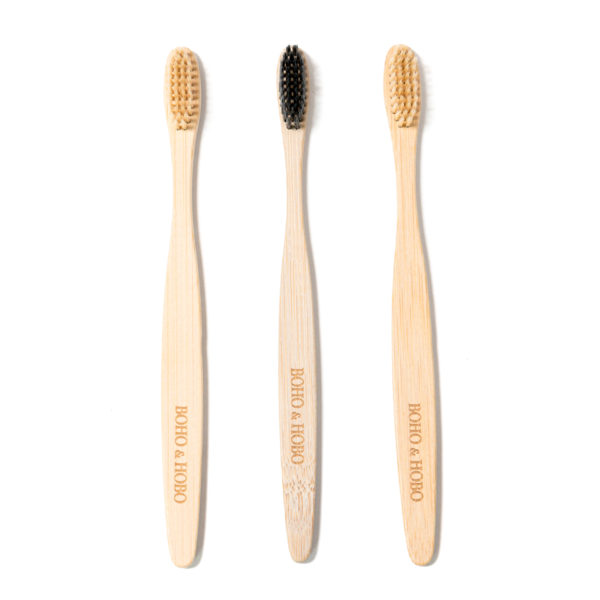 Bamboo Eco-Friendly Toothbrushes