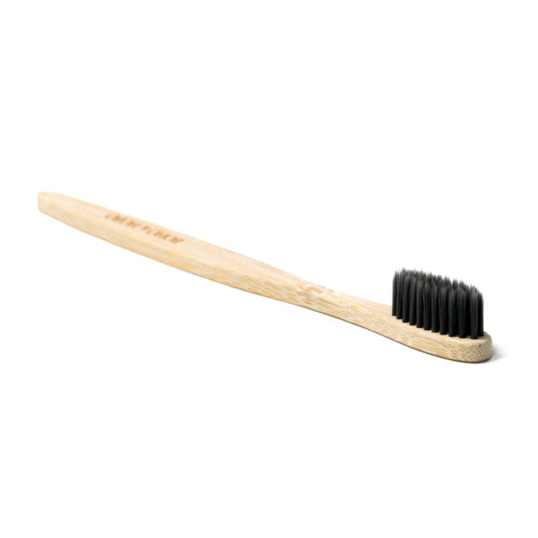 Bamboo Charcoal Infused Toothbrush