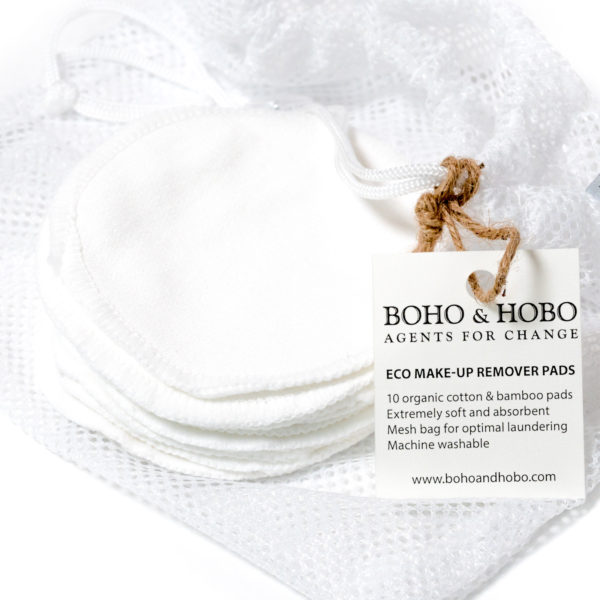 Eco-Friendly Make-Up Remover Pads
