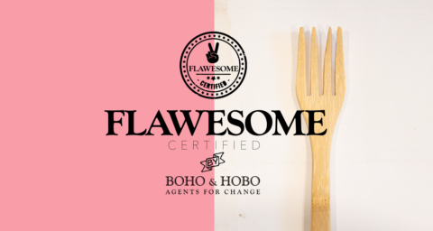 FLAWESOME by BOHO & HOBO